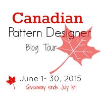 Canadian Pattern Designer Blog Tour