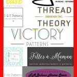 Canadian Pattern Designer blog tour: Last day to enter to WIN!
