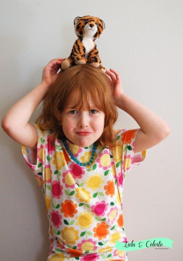 Carlie Dolman top, pattern by EYMM, sewn by Lulu & Celeste