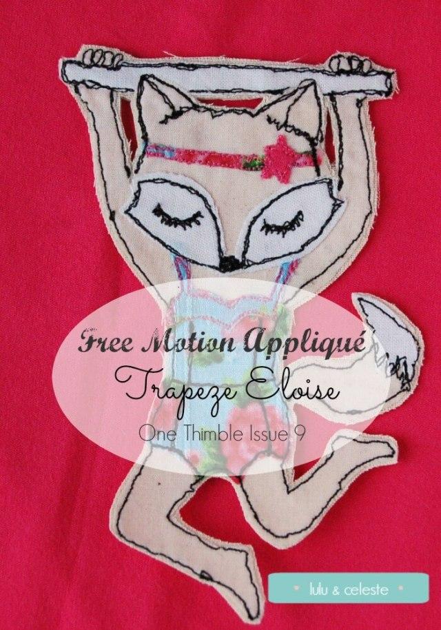 Trapeze Eloise FMA cover