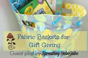 fabric basketfeature