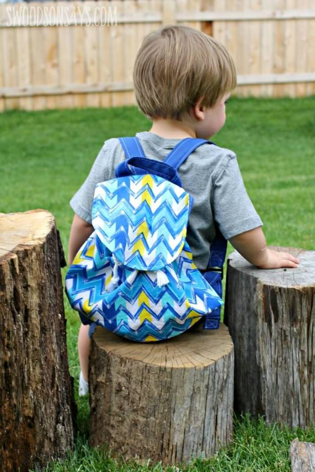 little collector backpack ss