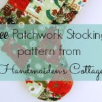 Handmaiden's Cottage Christmas Stocking + Giveaway!