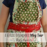 AVTR Blog Tour: Rag Apron Pattern