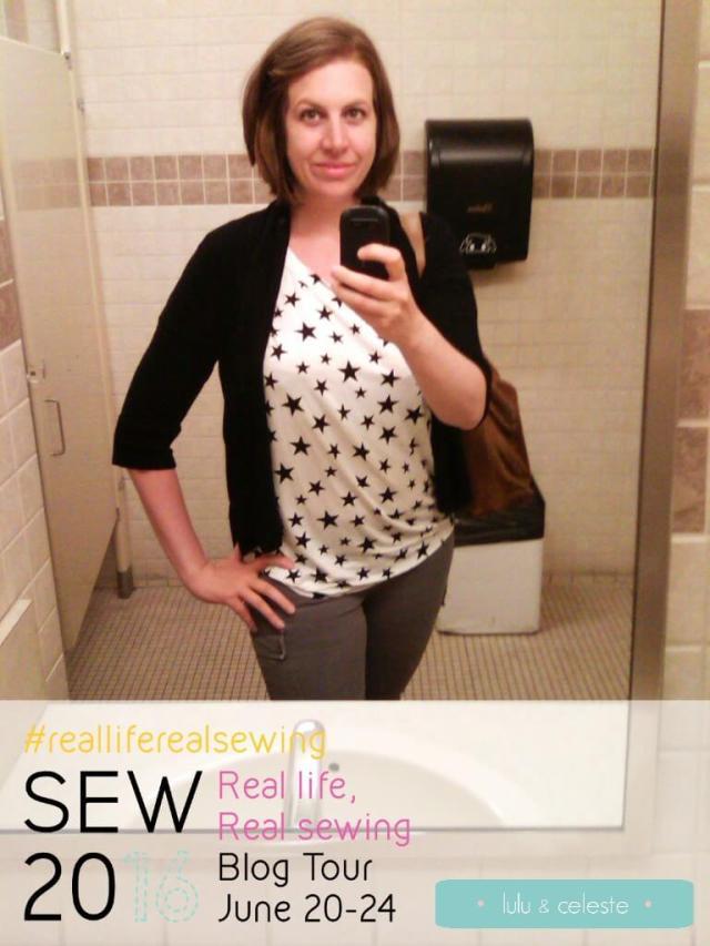 Lulu & Celeste - Real Life Real Sewing