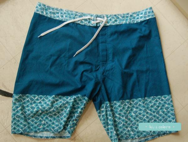 swim shorts original