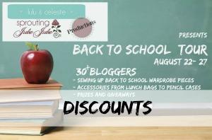 back2school discounts feature