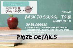 back2school prize feature