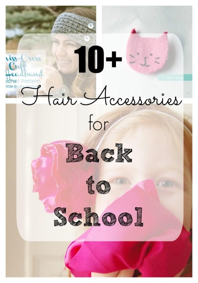 10+ Hair Accessories