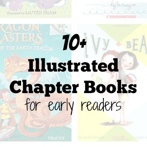 10 Illustrated Chapter Books for Early Readers