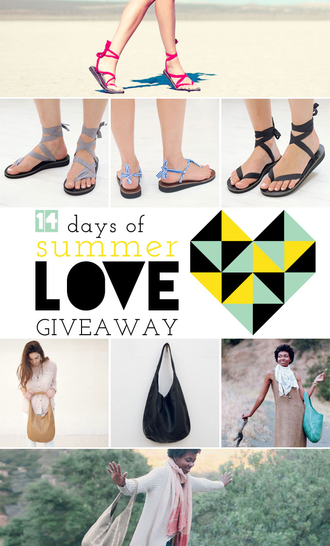 14 days of summer love give-away
