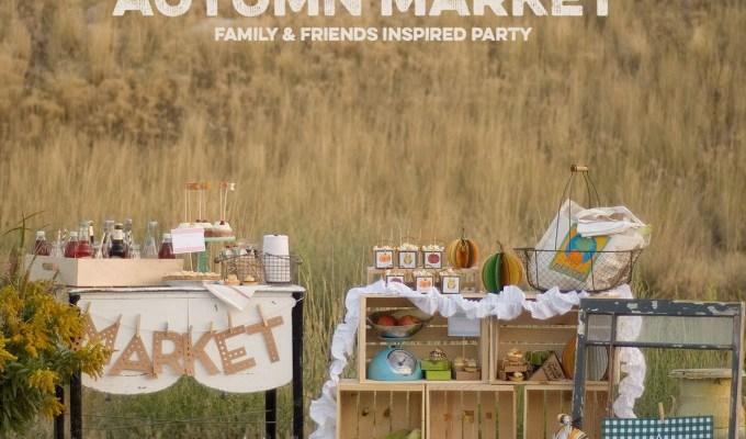 The Party Hop | Autumn Market