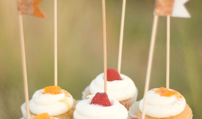 Autumn Market | Cupcake Toppers, Bean Bag Toss, and Market Stamps