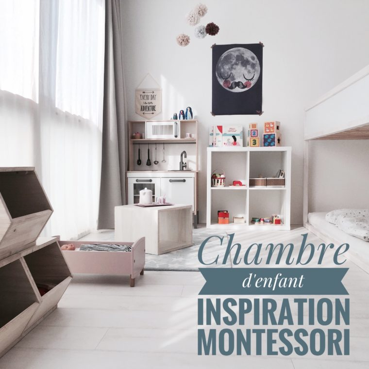Amenagement Chambre Montessori Chambre D'enfant Inspiration Montessori - Lumai Blog