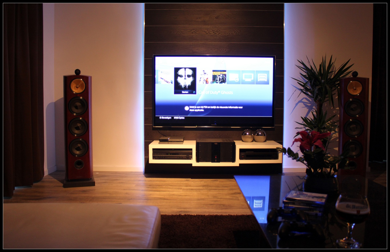 Sfeerlamp Philips Dig Hom Show Je Home Cinema Gameroom Forum Fok Nl