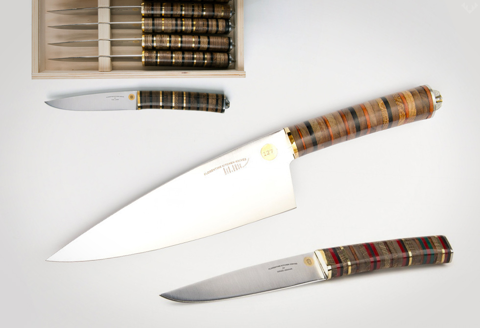 kitchen knives beauty selection japan israel nido de cuchillos de diseno el chiltepe