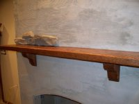 Distressed Mantel Shelf - by KnotCurser @ LumberJocks.com ...