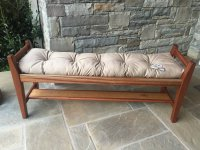 footboard bench - 28 images - footboard bench works with ...