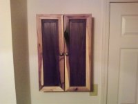 Hanging Jewelry Box - by sticks4walking @ LumberJocks.com ...