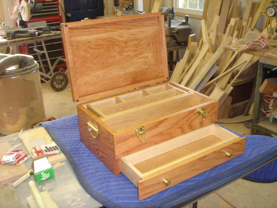 24 Innovative Gun Cleaning Box Woodworking Plans Egorlincom