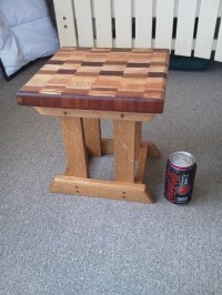 Meditation Bench - by Mark @ LumberJocks.com ~ woodworking ...