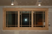 Craftsman-ish window casing - by bensaw @ LumberJocks.com ...