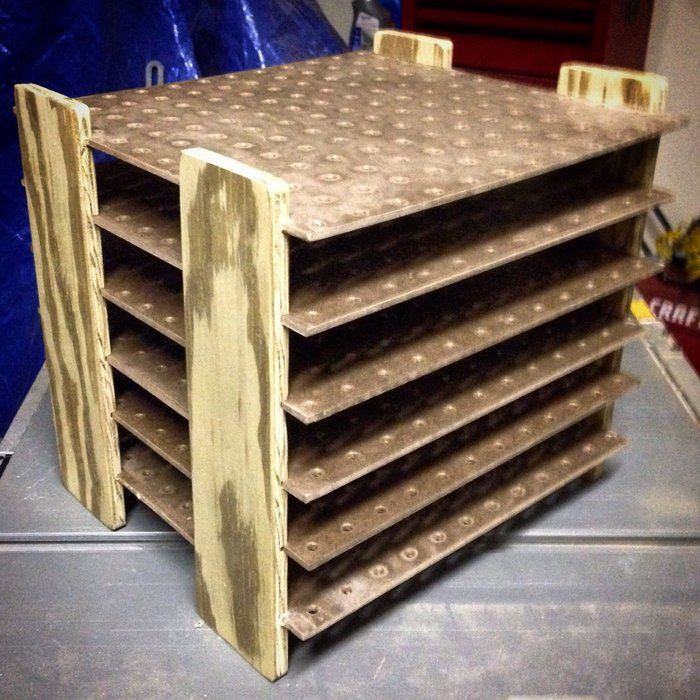Soap Curing Rack By T8rb Lumberjockscom Woodworking