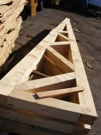 Decorative Wood Ceiling Beams, Timber Trusses - by ...