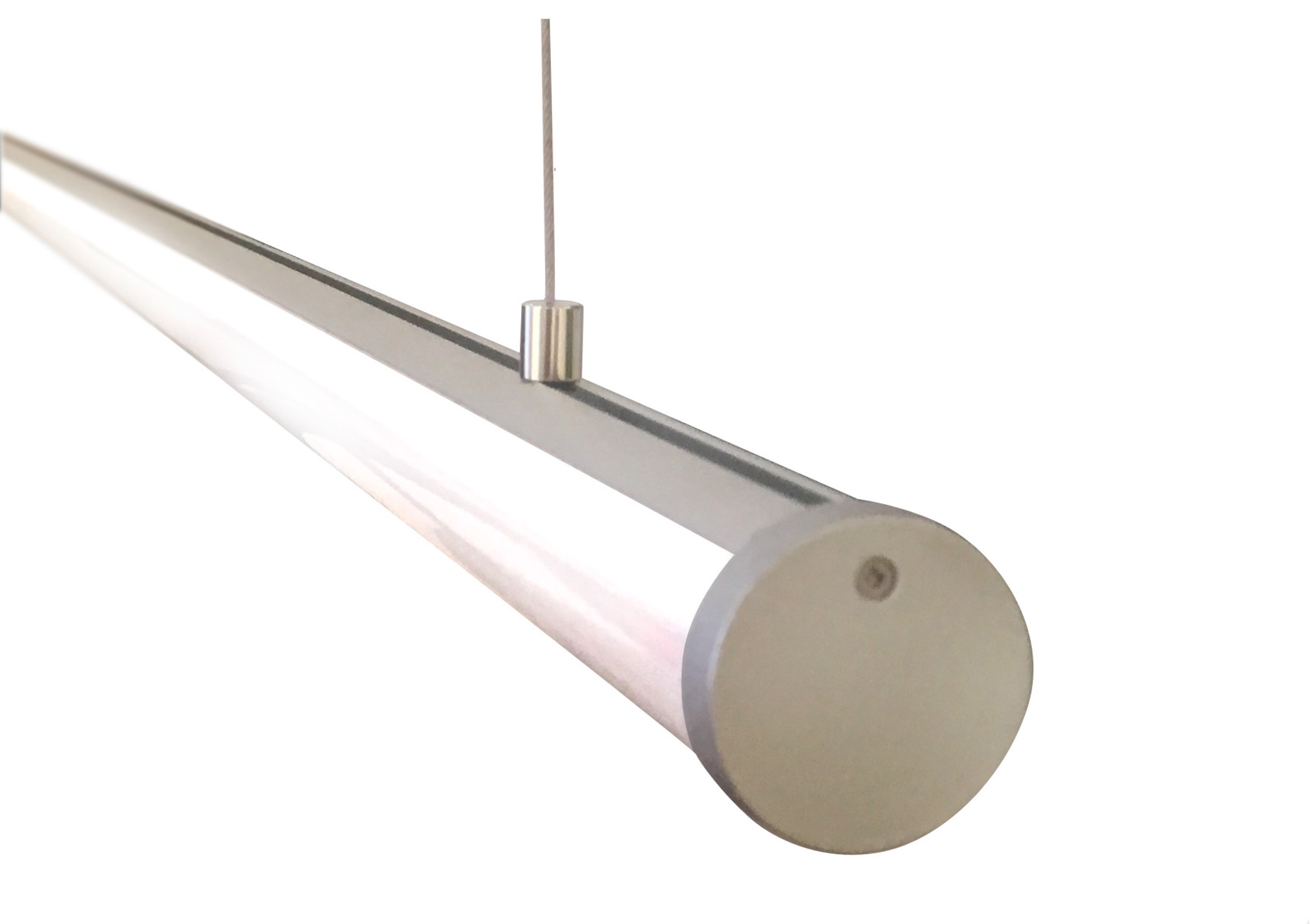 Suspended Or Surface Mounted Led Tube Light 12 Inch Or 2