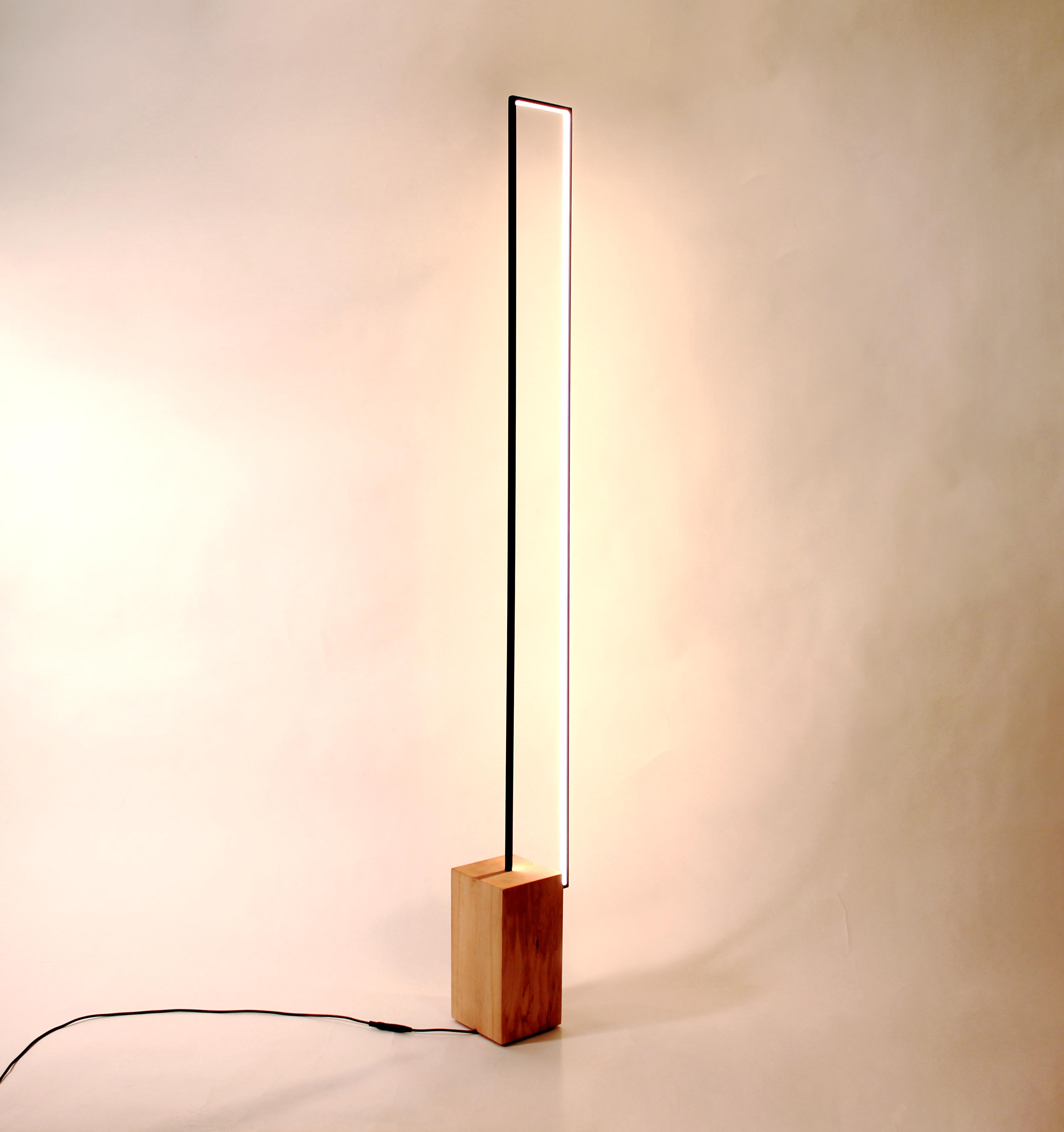 Minimalist Floor Lamp Stiiq Minimalist Floor Lamp Lumicrest High Cri Led Lighting