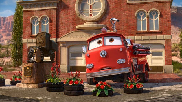 Wallpaper Monster Inc 3d Bugged Tales From Radiator Springs Disney Video