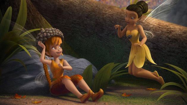 Fear Game Wallpaper Little Girl Fawn Disney Fairies