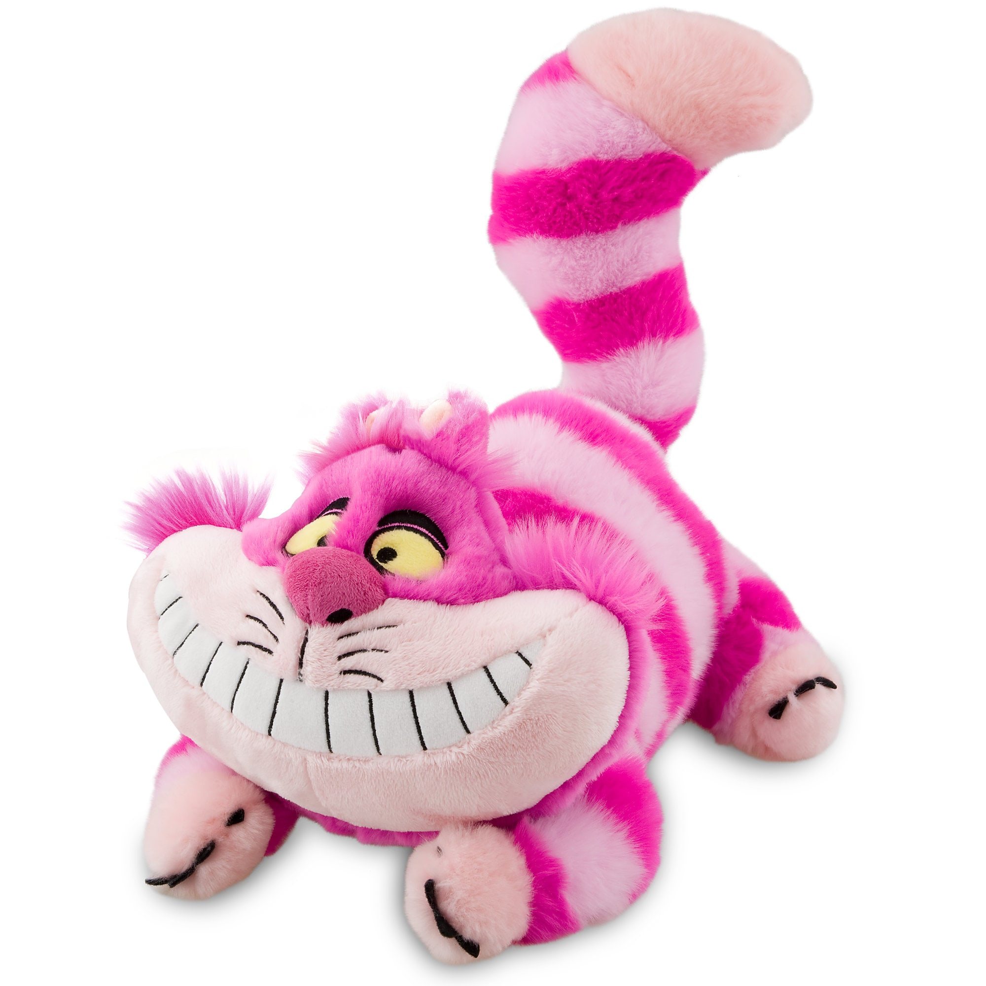 Cat Plush Toy Cheshire Cat Plush Alice In Wonderland Medium 20