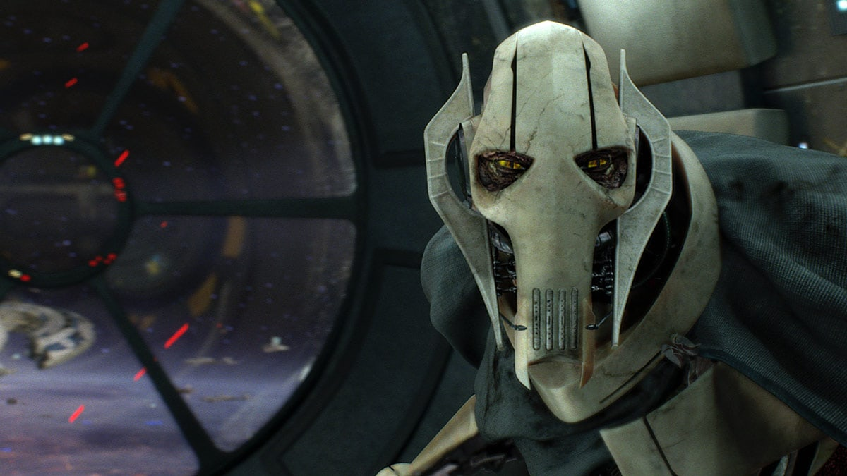 Playing In The Fall Wallpaper General Grievous Starwars Com