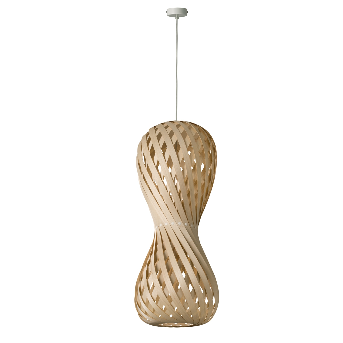 Suspension Contemporaine Suspension Contemporaine En Bois