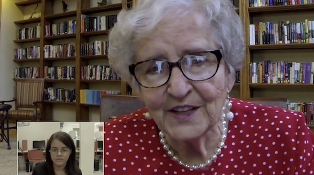 This Program Connects Brazilian Students With Lonely U.S. Seniors