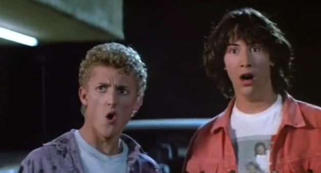 'Bill & Ted 3' Confirmed After 23 Years In The Making