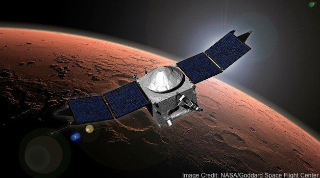 NASA Spacecraft Enters Orbit Around Mars – Humans There By 2030?