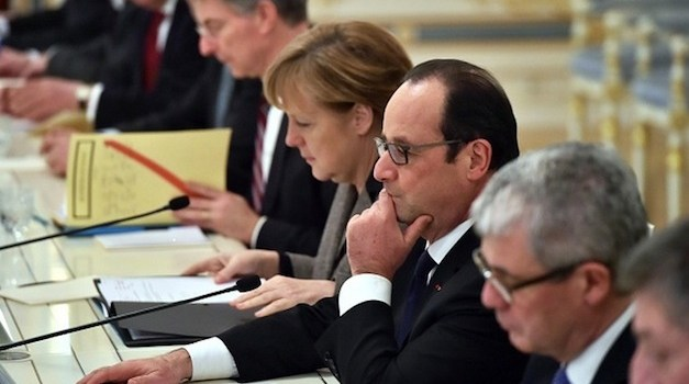 Germany and France to Deliver Ukraine Peace Proposal to Russia