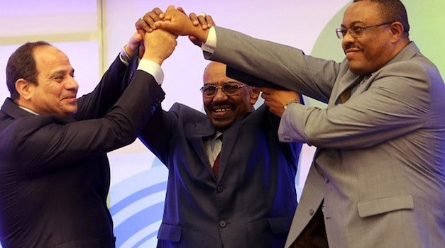 Egypt, Ethiopia, Sudan Sign Historic Agreement Solving Nile Water Dispute