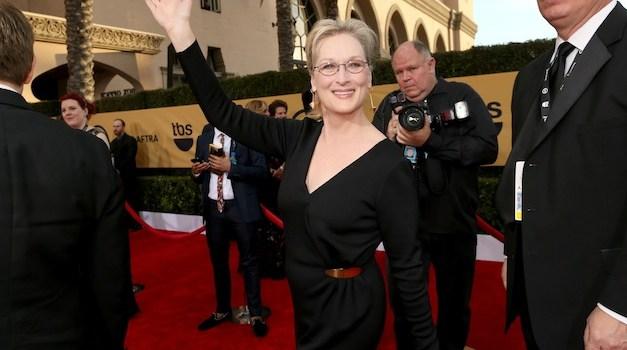 Meryl Streep Funds Mentor Program for Female Writers Over 40