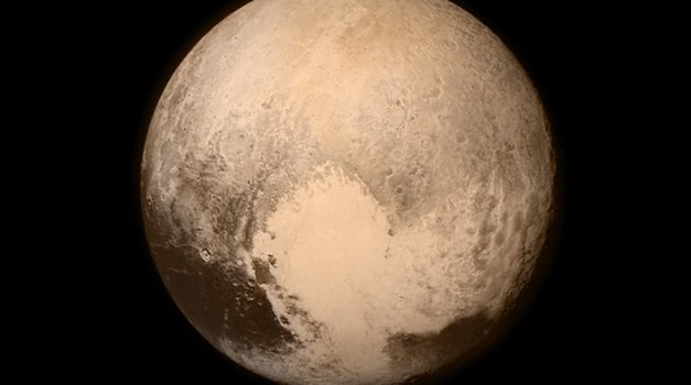 HISTORY: NASA Spacecraft Arrives at Pluto 2.9 Billion Miles From Earth