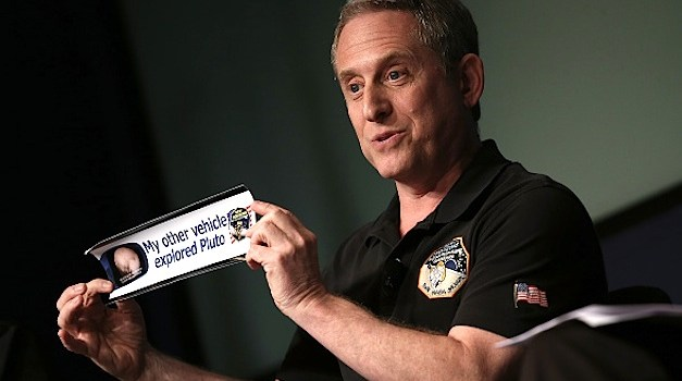 A 'Thank You' Letter From NASA New Horizons' Principal Investigator