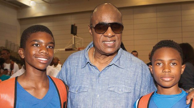 How Stevie Wonder and Family Are Giving Back to the Next Generation (Exclusive)