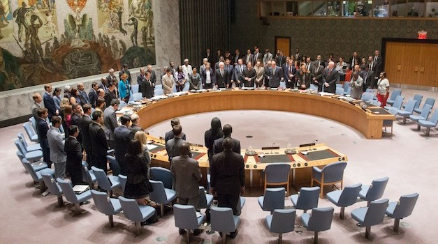 Security Council Meeting: Letter dated 28 February 2014 from the Permanent Representative of Ukraine to the United Nations addressed to the President of the Security Council (S/2014/136)