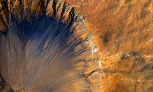 NASA Provides New Evidence For Liquid Water (and Life?) on Mars