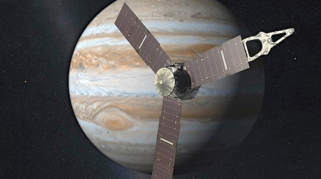 NASA's Jupiter Probe Sets Record as Furthest Traveled Solar Powered Craft