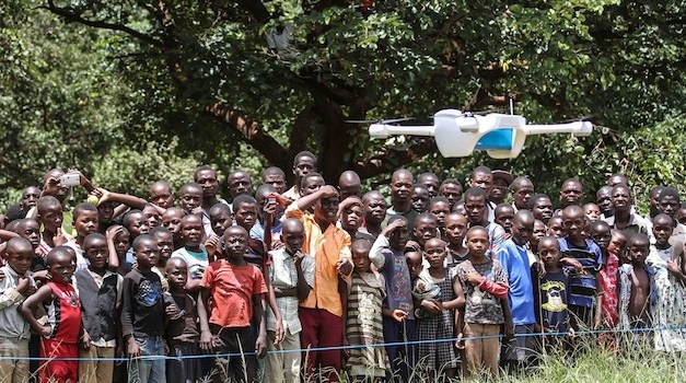 Drones Speed Up Transport of HIV Blood Samples to Save Thousands in Malawi