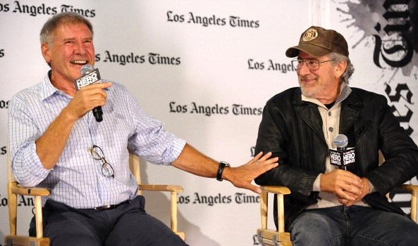 Indiana Jones 5 Will Reunite Steven Spielberg and Harrison Ford in 2019