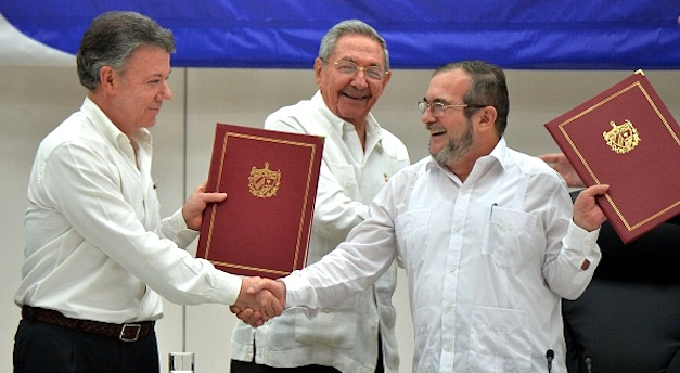 Colombia, FARC Rebels Reach Historic Ceasefire Agreement After 50 Years Of Fighting